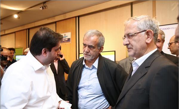 نمایندگان مجلس با خدمات و برنامههای شاتل موبایل آشنا شدند